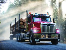 Western Star 49X: Ideal vocations for the Western Star 49X include bulk, construction, crane,...