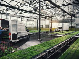 The 2022 Ford E-Transit offers a choice of eight configurations, including three roof heights...