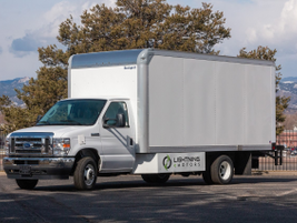 The Lightning Electric E-450 fulfills both cargo and passenger shuttle applications. With a...