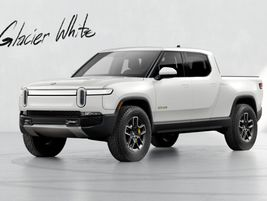 The Rivian 2021 R1T has 300+ miles of range, 800 hp, and 900 ft.-lbs. of torque. The truck can...