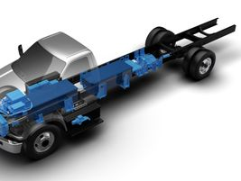 Roush CleanTech has provided Penske Truck Leasing with Ford F-650 battery electric vehicles...