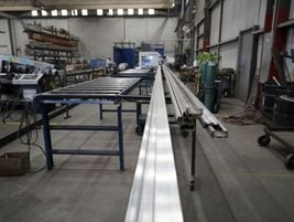 Extruded aluminum floor slats come in a variety   of profiles, depending on the type of...