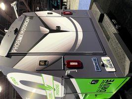 Phoenix Motor Cars'ZEUS 500trucks can be used as flatbed trucks, utility trucks, service...