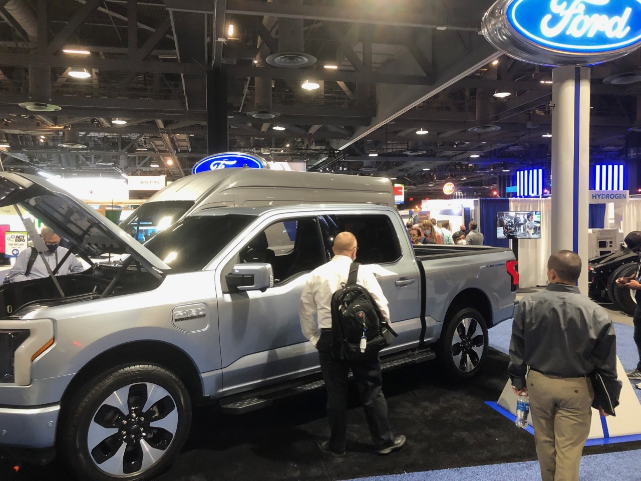 Up-and-Coming Electric, Alt-Fuel Work Trucks and Vans [Photos]