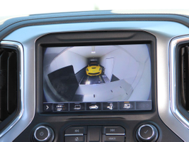 Of the 15 available camera views, one allows drivers to check on their precious cargo inside the...