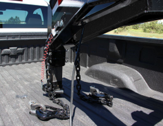 The Silverado Durabed is stronge enough to haul the heaviest loads.