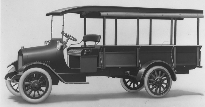 The 1918 Chevrolet One-Ton was the first purpose-built Chevrolet truck. It was meant to be an...