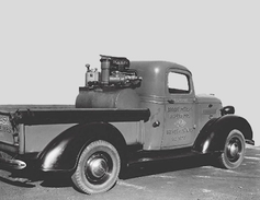 The 1938 Half-Ton was the first Chevrolet truck to be designed by the newly formed Art and Color...