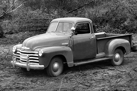 A Century of Chevrolet Truck History