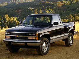 The fourth generation of the C/K Series, the 1988 C/K1500 was the first to be built on the...