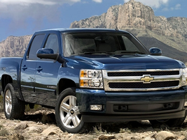 Chevrolet redesigned the Silverado in 2007, inside and out, and built the truck on the updated...