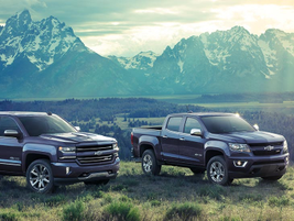 To celebrate 100 years of trucks, Chevrolet introduced the new 2018 Centennial Special Editions...