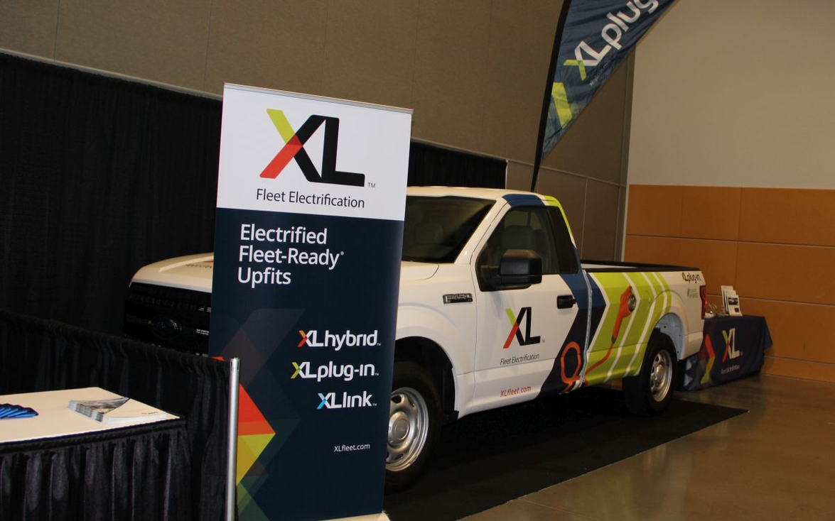 XL Hybrids featured its Ford F-150.