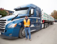 John Bonds is a driver for Leavitt's and now trains other drivers under Leavitt's stringent...