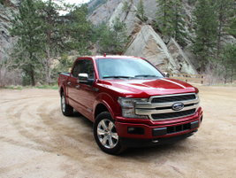 The truck is available in two wheelbases (145- and 156.8 inches), a 5.5- and 6.5-foot box...