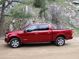 Available for the first time ever with a diesel powertrain., the truck comes equipped with a...