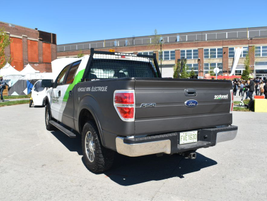 The Ecotuned system is available for fleet managers, and currently used on Ford F-Series and...