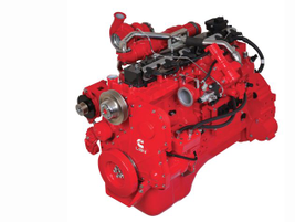 The 2018 L9N natural gas engines from Cummins Westport are certified to the California Air...