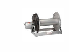 The lightweight Hannay E1500 reel is designed to handle long lengths of hose, featuring an...