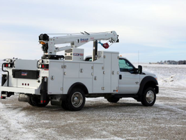 The Stellar TMAX 30K Aluminum service body is designed to serve municipal markets, contractors,...