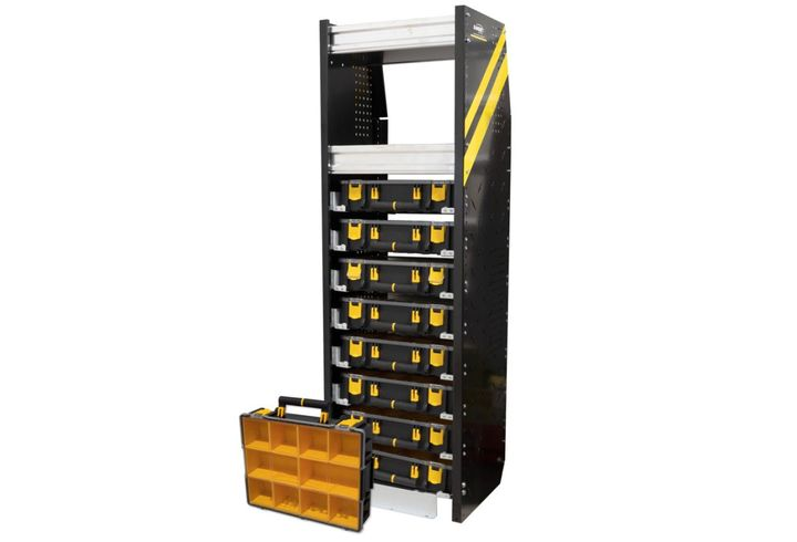 ThePartskeeper cases and cabinets have been updated. - Photo courtesy of Ranger Design