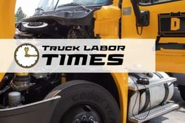 Quickly Research Truck Labor Times