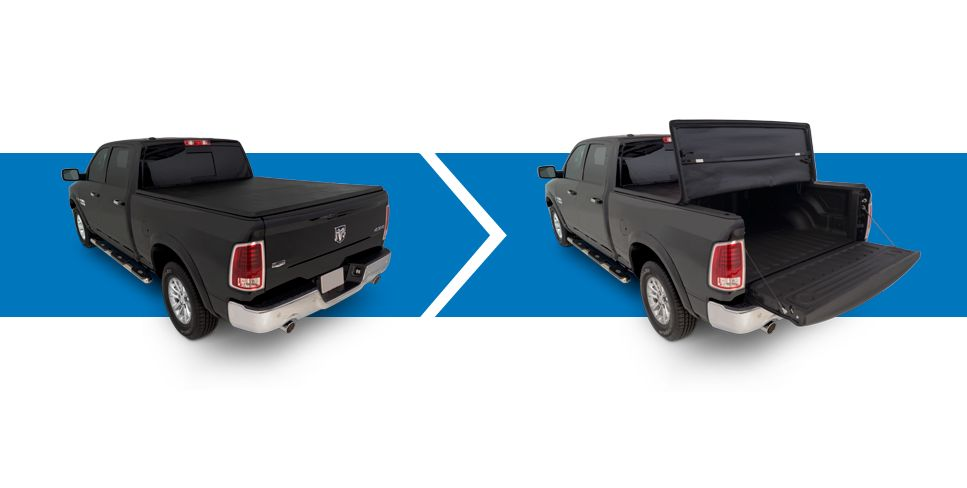 Solar Tonneau Cover for Pickup Trucks Coming