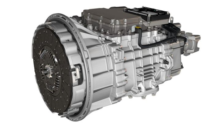The Endurant portfolio has grown to include overdrive models with single and dual PTO options and direct drive models. - Photo: Eaton Cummins Automated Transmission Technologies