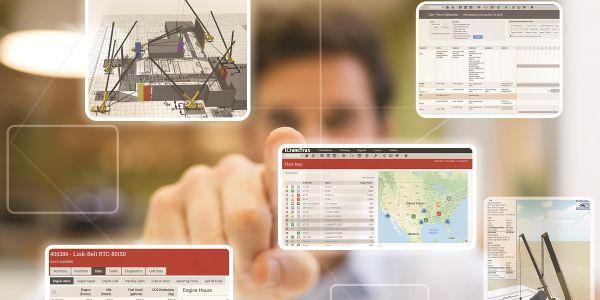 A1A Software Features New Crane Management Tools