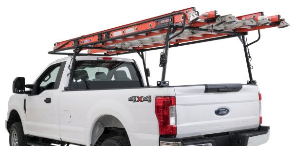 The Heavy Duty Steel Truck Rack is ideal for demanding users, including general contractors,...