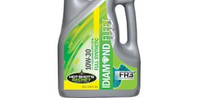 Green Diamond Fleet Full Synthetic Oil Rolls Out 10W-30 Blend