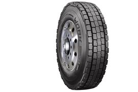 Cooper Launches New WORK Series Tires for Vocational and Delivery