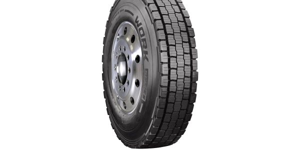 The Cooper WORK Series AWD is one of three new tires introduced at TMC.