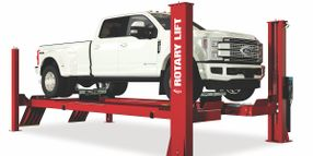 Rotary Unveils New High-Capacity Alignment Lift