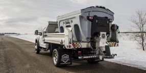 Hiltip Launches Salt Spreaders for North America