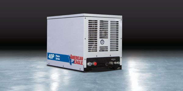 The 40P is a reciprocating compressor that uses a combination of aluminum and steel to control...