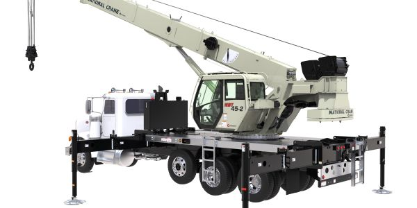 The NBT40-2 was showcased at ConExpo this year.