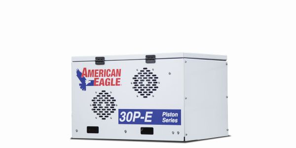 American Eagle's New 30P-E Air Compress is Electrically Driven