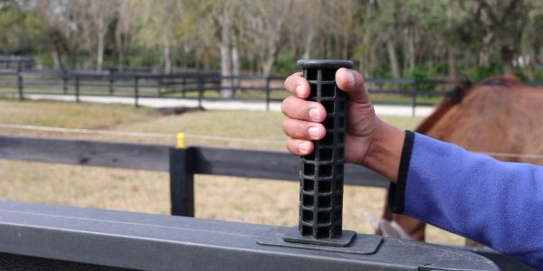 Step-N-Secure is a patented product that installs into the truck bed stake hole, giving users a...
