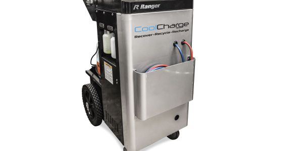 The automatic CoolCharge is programmable so once the machine is started, techs can work on other...