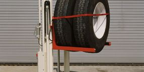 Wheel Dolly Reduces Shop Injuries