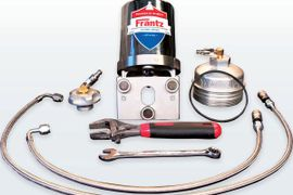 Hot Shot's Secret's Quick Install Oil Filter System for Ford