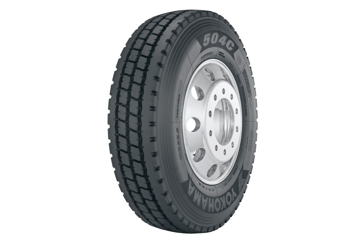 Yokohama 504C Radial Tire: Beyond the Pavement