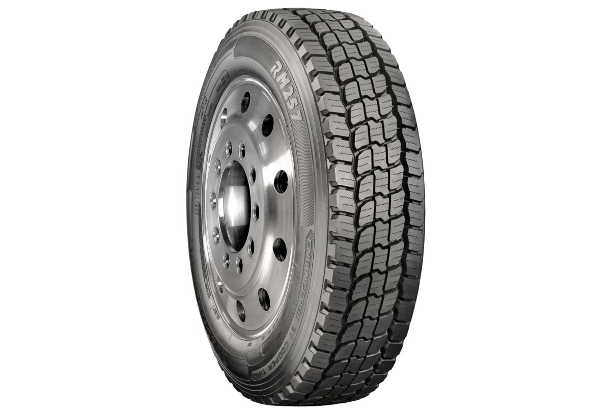 Two New Roadmaster Tires for Delivery Trucks & Vans