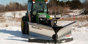 SnowEx Adds Attachment Kits for Tractors