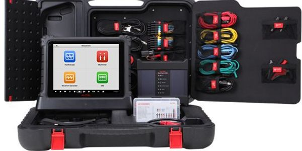 Accompanying the Ultra are the new MaxiSYS MS919 and MS909 tablets and two accessory kits.