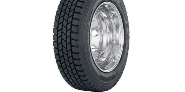 Engineered for urban pick-up/delivery applications, the open shoulder drive tire debuted at the...