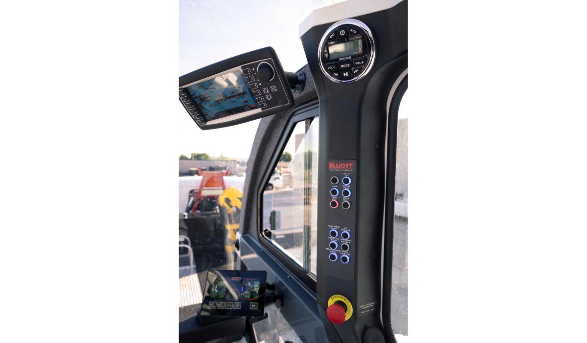 Elliott Launches New Crane Cab & Control System