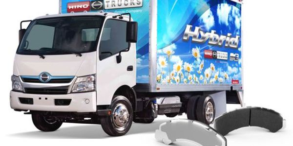 The brakes are available for 2013 to 2020 model-year Hino 195h trucks for both the front and...