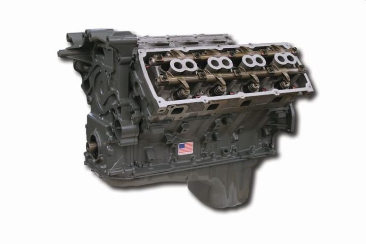 A Diablo Predator 2 tuner is included with the purchase of this engine to reprogram the ECM, and remove the command for the MDS. - Photo: Jasper